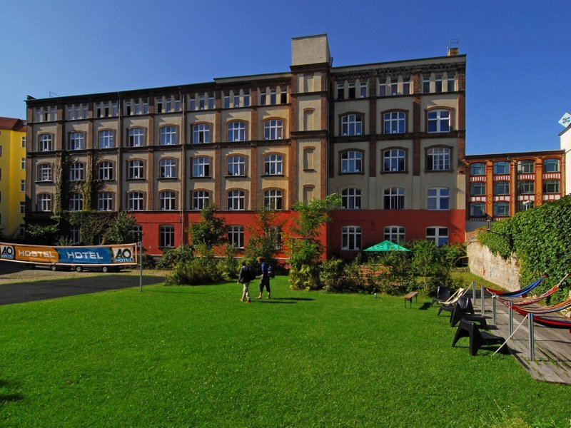Hotel Hostel Friedrichshain Berlin Deutschland